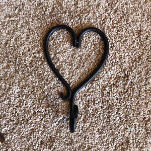 Heart hook